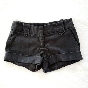 Forever 21 - Black Mini Shorts